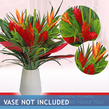 Wild About You Bouquet- 31 Stems