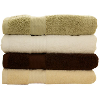 BluePoint 735 GSM Recycled Cotton 4-pc. Bath Set