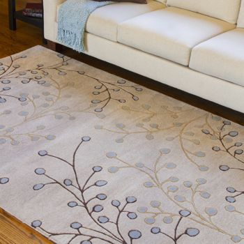 Vineyard Hand-Tufted 100% Wool 8' x 11' Rug Collection