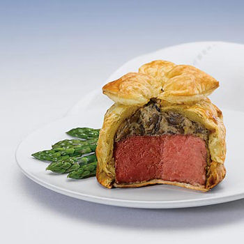 8 Individual Beef Wellingtons By Cuisine Solutions