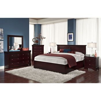 Shelby 6-piece Cal King Bedroom Set
