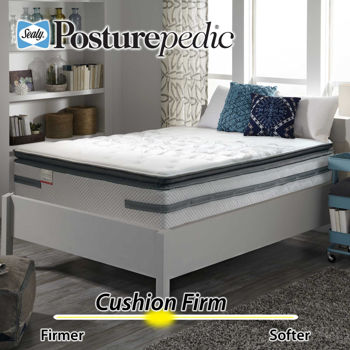 Glenn Heights Cushion Firm Queen Mattress