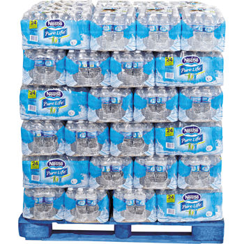 Nestlé Pure Life Purified Water 16.9oz 78/24ct Cases