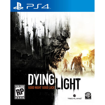 Dying Light PlayStation 4 Video Game