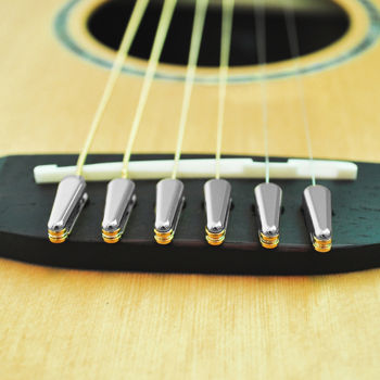 Power Pins PPAG Advanced Acoustic Guitar Stringing System