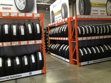 Costco Tires and Auto Supplies and Service